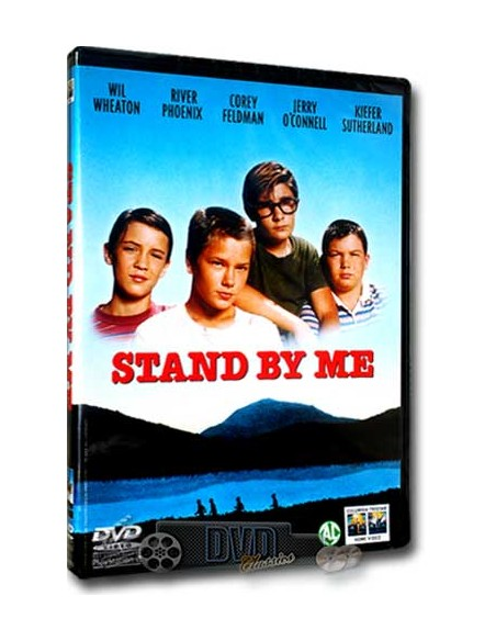 Stand by Me - Stephen King - Rob Reiner - DVD (1986)