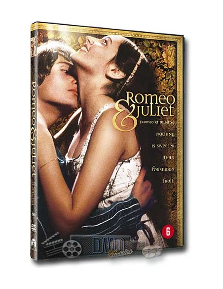 Romeo and Juliet - Olivia Hussey - Franco Zeffirelli - DVD (1968)
