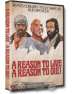 Reason to live a reason to die - DVD (1972)