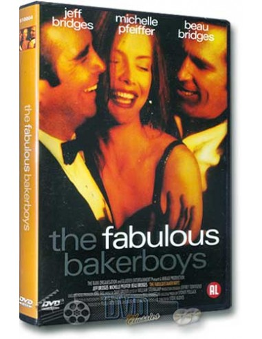 The Fabulous Baker Boys - Michelle Pfeiffer - DVD (1989)