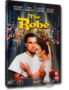 The Robe - Jean Simmons, Richard Burton, Richard Boone - DVD (1953)