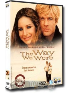 The Way we Were - Robert Redford, Barbra Streisand - DVD (1973)