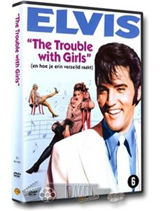 Elvis Presley - The Trouble With Girls - Vincent Price - DVD (1969)