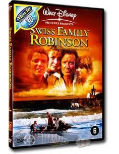 Swiss Family Robinson - Walt Disney - Ken Annakin - DVD (1960)