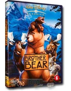 Brother Bear - Walt Disney - DVD (2003)