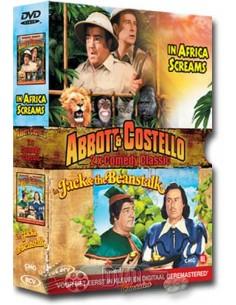 Abbott & Costello classic comedy box - DVD (2007)