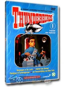 Thunderbirds deel 1 - Sylvia Anderson, Gerry Anderson - DVD (1965)