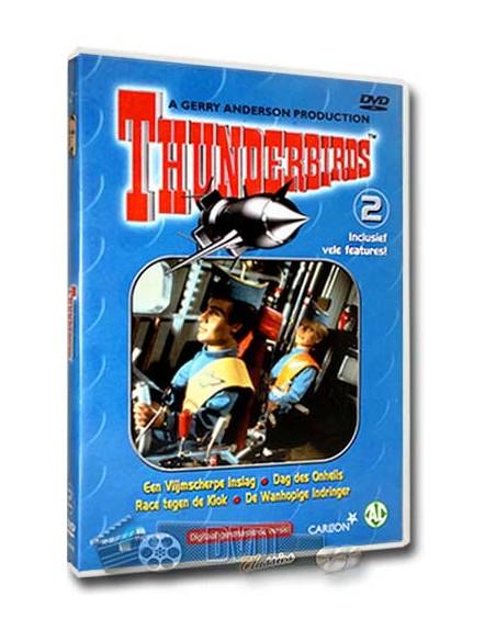 Thunderbirds deel 2 - Sylvia Anderson, Gerry Anderson - DVD (1965)