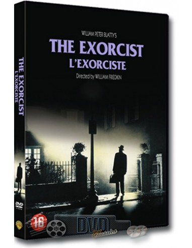The Exorcist (edition 2000) - Linda Blair - DVD (1973)