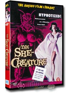 The She Creature - DVD (1956) - Cult Classics