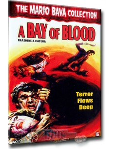 A Bay of Blood - Mario Bava Collection - DVD (1971)