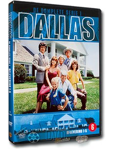 Dallas - Seizoen 1 - DVD (1978)