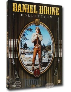 Daniel Boone Collection deel 1 - Fess Parker - DVD (1965)
