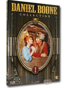 Daniel Boone Collection deel 2 - Fess Parker - DVD (1965)