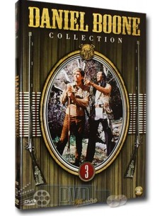 Daniel Boone Collection deel 3 - Fess Parker - DVD (1965)