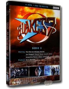 Blakes 7 - Seizoen 3 [4DVD] (1980)