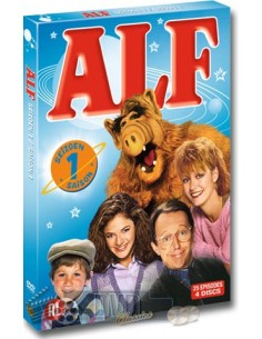 Alf - Season 1 - Paul Fusco, Tom Patchett [4DVD] - DVD (1986)