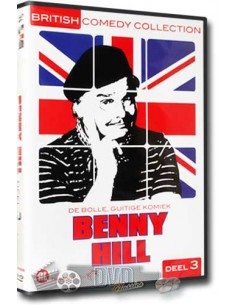 Benny Hill deel 3 Britisch Comedy Collection (2DVD)