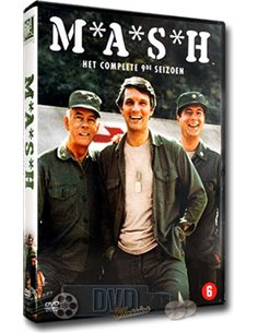 Mash - Season 09 - DVD (1980)