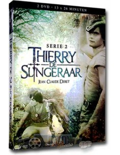 Thierry de Slingeraar - Seizoen 2 - Jean-Claude Drouot - [2DVD] (1963)