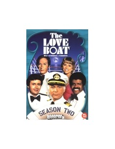 The Love Boat - Season 2 - Gavin MacLeod, Ted Lange - DVD (1978)