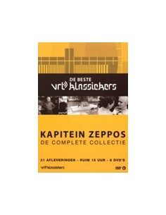 Kapitein Zeppos - de complete collectie [6DVD] - DVD (1964)