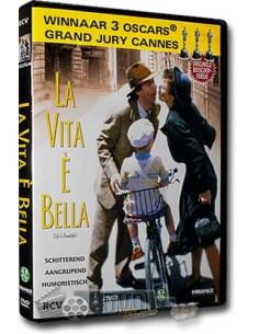 La Vita e Bella - Roberto Benigni - DVD (1997)