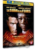 The Sum of All Fears - Ben Affleck, Morgan Freeman - DVD (2002)