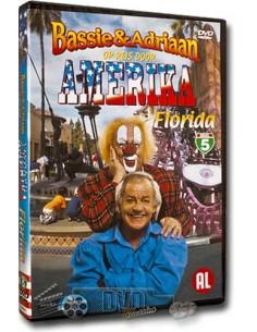 Bassie & Adriaan - Op reis door Amerika Florida - DVD (1996)