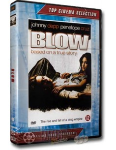 Blow - Johnny Depp, Penelope Cruz - DVD (2001)