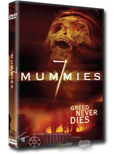 7 Mummies - Matt Schulze, Cerina Vincent, Billy Wirth - DVD (2006)