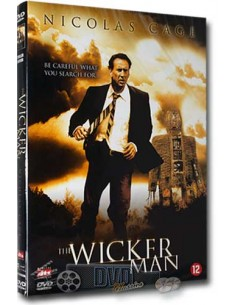The Wicker Man - Nicolas Cage - DVD (2006)