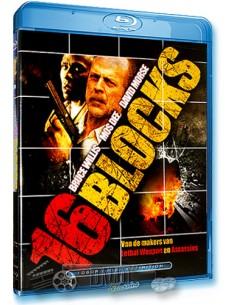 16 Blocks - Bruce Willis - Richard Donner - Blu-Ray (2006)