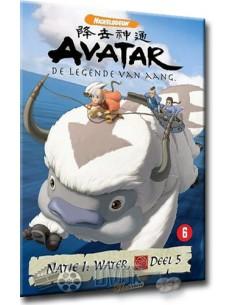 Avatar Natie 1 - Water deel 5 - DVD (2005)