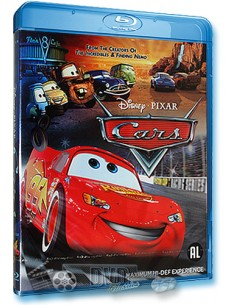 Cars - Walt Disney - Pixar - Blu-Ray (2006)