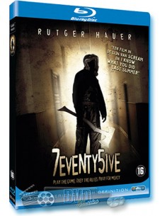 7eventy5ive - Rutger Hauer - Blu-Ray (2007)