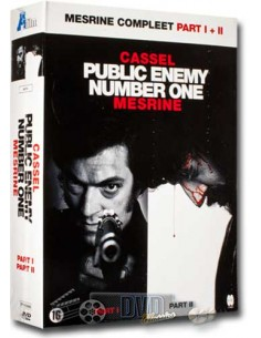 Public Enemy Number One - Part 1&2  - Jean-François Richet (2008)