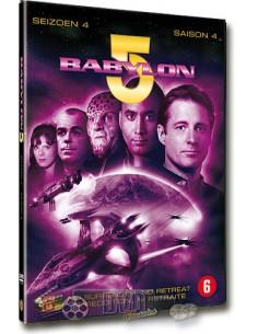 Babylon 5 - Seizoen 4 - DVD (1996)