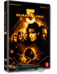 Babylon 5 - Seizoen 5 - DVD (1998)