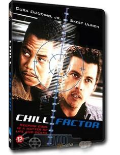 Chill Factor - Cuba Gooding jr., Skeet Ulrich, Peter Firth - DVD (1999)