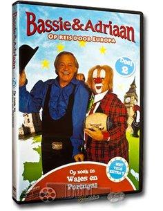Bassie & Adriaan - Op reis door Europa 2 - DVD (1993)