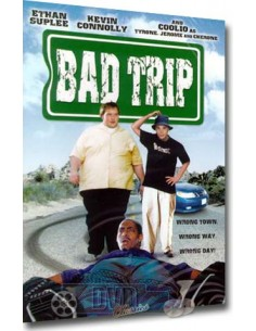 Bad Trip - Erik Fleming, Chris Palzis - DVD (1999)