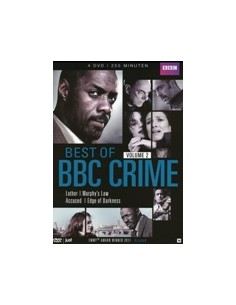 Best of BBC crime box 2 - DVD (2012)