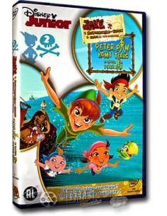 Jake en de Nooitgedachtland Piraten - Peter Pan komt terug - DVD (2011)