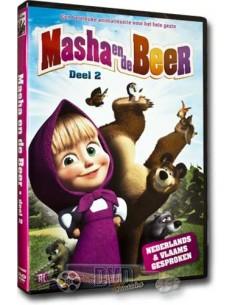 Masha en de Beer 2 - DVD (2011)