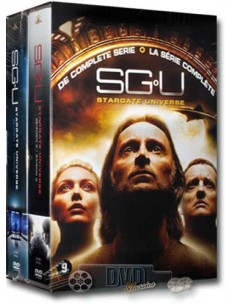 Stargate universe - Complete collection - DVD (2012)
