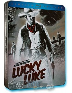 Lucky Luke - Jean Dujardin - James Huth - Blu-Ray (2009) Steelbook
