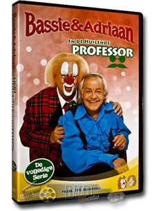 Bassie & Adriaan - En de huilende professor - DVD (1982)