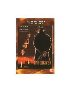 Clint Eastwood - Unforgiven - Gene Hackman, Morgan Freeman - DVD (1994)