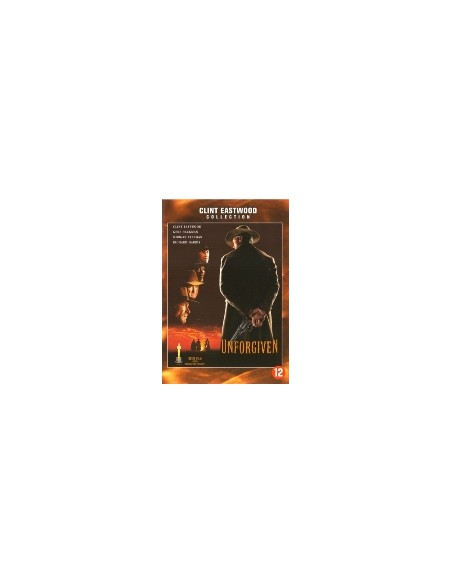 Clint Eastwood - Unforgiven - Gene Hackman - DVD (1994)
